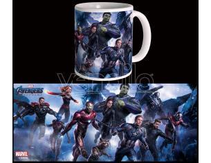 Semic Avengers Endgame Assemble Tazza