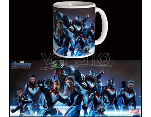 SEMIC AVENGERS ENDGAME TIME HEIST MUG TAZZA