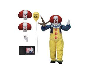 NECA IT 1990 PENNYWISE ULTIMATE VER 2 AF ACTION FIGURE