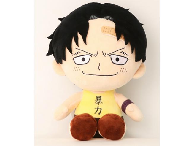 Sakami Merchandise One Piece Ace 25 Cm Peluche Peluches
