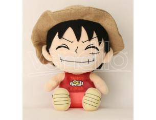 SAKAMI MERCHANDISE ONE PIECE LUFFY 25 CM PLUSH PELUCHES