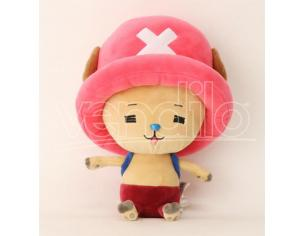 SAKAMI MERCHANDISE ONE PIECE NEW CHOPPER 25CM PLUSH (630) PELUCHES