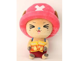 SAKAMI MERCHANDISE ONE PIECE NEW CHOPPER 45CM PLUSH (661) PELUCHES