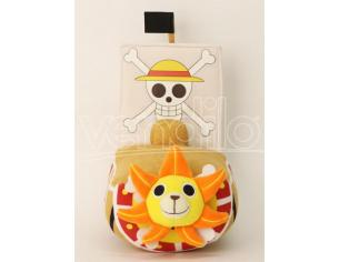 SAKAMI MERCHANDISE ONE PIECE THOUSAND SUNNY 25 CM PLUSH PELUCHES