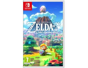 THE LEGEND OF ZELDA: LINK'S AWAKENING AVVENTURA - NINTENDO SWITCH