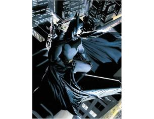 SD TOYS DC UNIVERSE BATMAN WATCHER GLASS POSTER POSTER