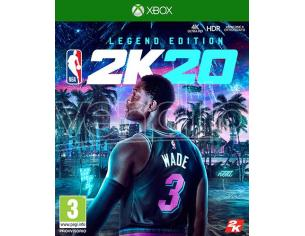 NBA 2K20 LEGEND EDITION SPORTIVO - XBOX ONE
