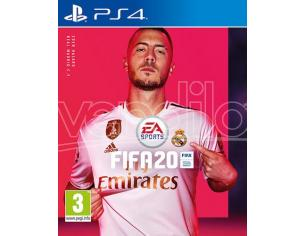 FIFA 20 SPORTIVO - PLAYSTATION 4