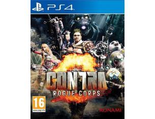 CONTRA: ROGUE CORPS SPARATUTTO - PLAYSTATION 4