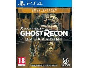 TOMCLANCYS GHOST RECON BREAKPOINT GOLDED SPARATUTTO - PLAYSTATION 4