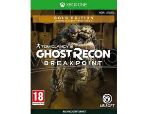 TOMCLANCYS GHOST RECON BREAKPOINT GOLDED SPARATUTTO - XBOX ONE