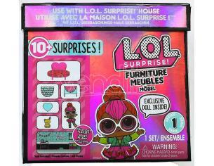 Lol Set 4 Arredamenti + Bambola Bamboline - Bambole E Accessori