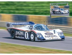 Italeri IT3648 PORSCHE 956 N.1 J.ICKX-J.MASS KIT 1:24 Modellino