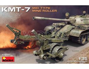 Miniart MIN37045 KMT-7 MID TYPE MINE-ROLLER KIT 1:35 Modellino