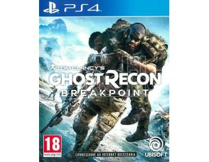 TOM CLANCY'S GHOST RECON BREAKPOINT SPARATUTTO - PLAYSTATION 4