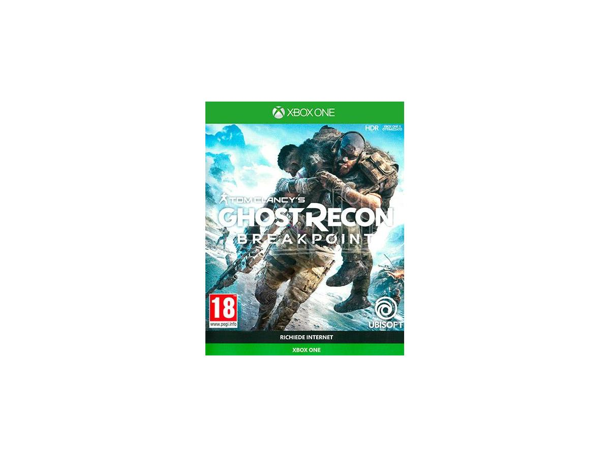 TOM CLANCY'S GHOST RECON BREAKPOINT SPARATUTTO - XBOX ONE
