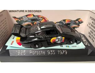 Solido 1925 PORSCHE 935 1979 n.6 1/43 Modellino