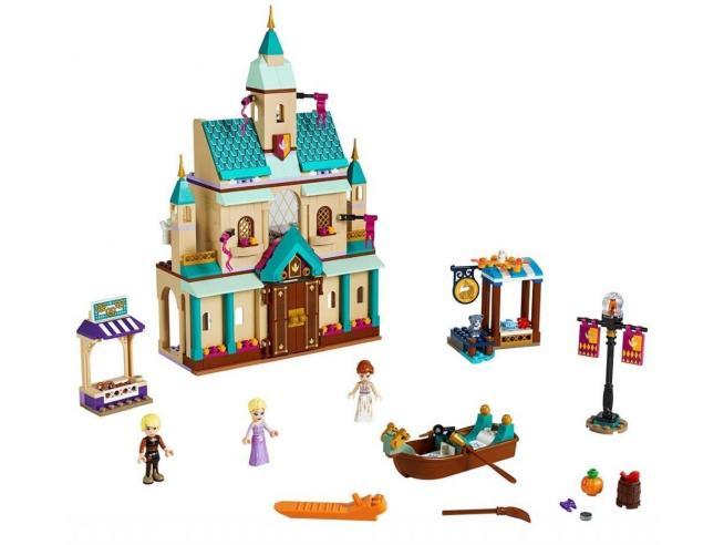 LEGO DISNEY PRINCESS FROZEN 2 41167 - IL VILLAGGIO DEL CASTELLO DI ARENDELLE