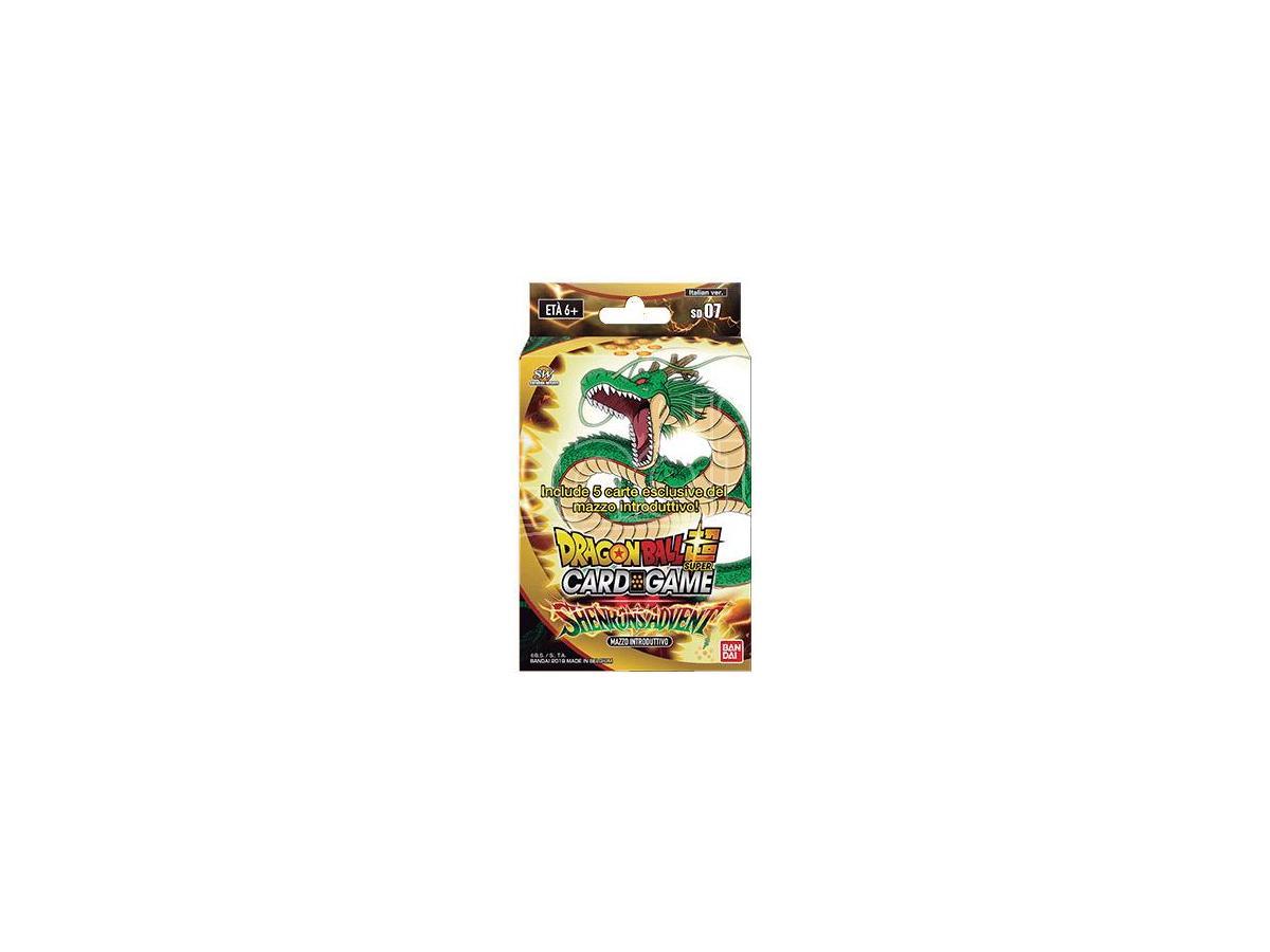 DRAGONBALL SUPER CARDGAME STARTER DECK 7 - CARTE DA GIOCO/COLLEZIONE