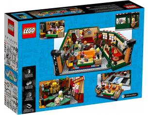 LEGO IDEAS 21319 - FRIENDS CENTRAL PERK