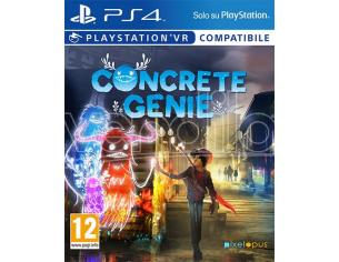 CONCRETE GENIE AVVENTURA - PLAYSTATION 4