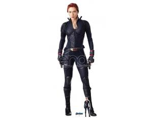 STAR ENDGAME BLACK WIDOW CUTOUT Sagomato Lifesize