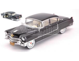 Greenlight GREEN84091 CADILLAC FLEETWOOD SERIES 60 1955 THE GODFATHER 1972 BLACK 1:24 Modellino