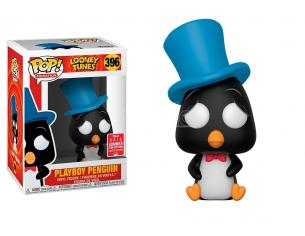 Funko Looney Tunes POP Animation Pinguino Playboy 9 cm SDCC Esclusiva Damaged