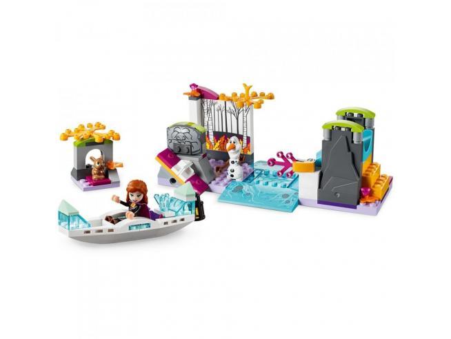 LEGO DISNEY PRINCESS FROZEN 2 41165 - SPEDIZIONE SULLA CANOA DI ANNA