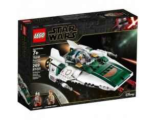 LEGO STAR WARS 75248 - A-WING STARFIGHTER DELLA RESISTENZA