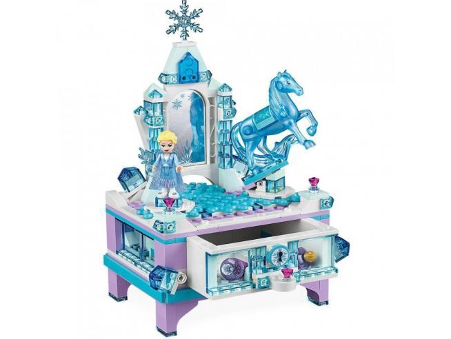 LEGO DISNEY PRINCESS FROZEN 2 41168 - IL PORTAGIOIELLI DI ELSA
