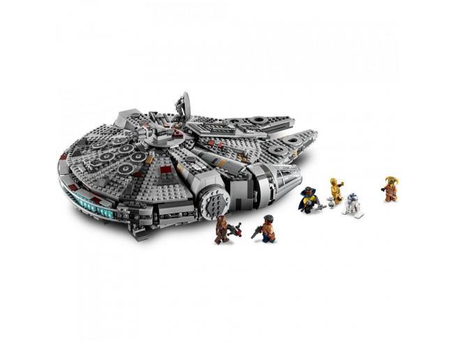 LEGO STAR WARS 75257- MILLENNIUM FALCON