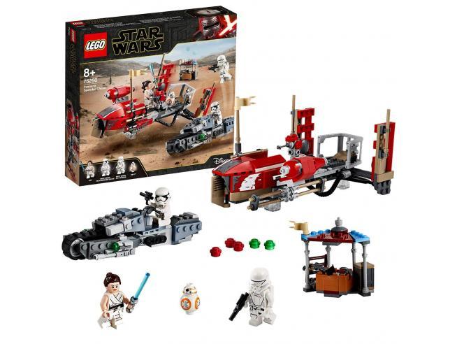 LEGO STAR WARS 75250 - INSEGUIMENTO SULLO SPEEDER PASAANA
