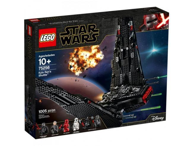 LEGO STAR WARS 75256 - SHUTTLE DI KYLO REN