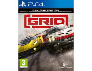 GRID D1 EDITION GUIDA/RACING - PLAYSTATION 4