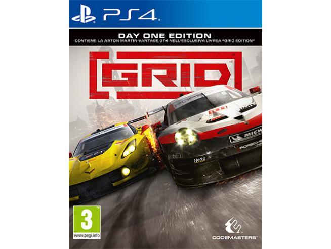 GRID D1 EDITION GUIDA/RACING - PLAYSTATION 4