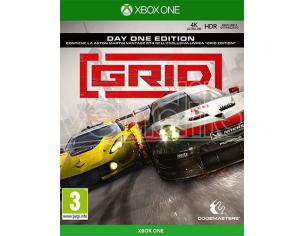 GRID D1 EDITION GUIDA/RACING - XBOX ONE
