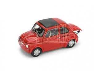 Brumm BM0490 GIANNINI 590 GT VALLELUNGA 1969 RED 1:43 Modellino