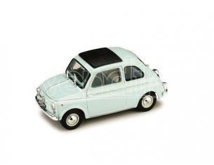 Brumm BM0405-06 FIAT 500 D CHIUSA 1960 ACQUAMARINA 1:43 Modellino