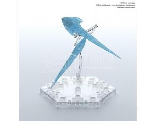 Bandai Model Kit Figura Rise Jet Effect Blu Model Kit