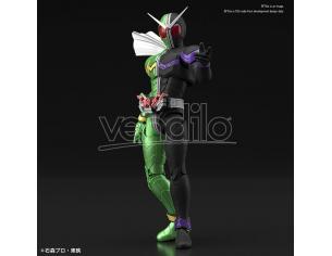Bandai Model Kit Figura Rise Kamen Rider Double Cyclonejk Model Kit