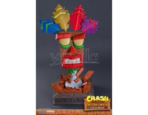 FIRST4FIGURES CRASH BANDICOOT AKU AKU LIFE SIZE MASK STATUA
