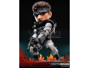 FIRST4FIGURES MGS SOLID SNAKE SUPERDEFORMED ST STATUA