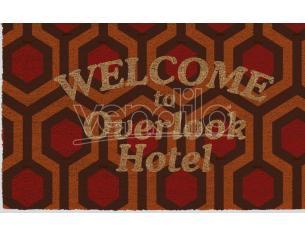 SD TOYS SHINING WELCOME OVERLOOK HOTEL DOORMAT ZERBINO