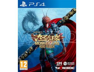 MONKEY KING:  HERO IS BACK AZIONE - PLAYSTATION 4