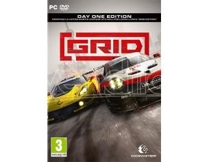 GRID D1 EDITION GUIDA/RACING - GIOCHI PC