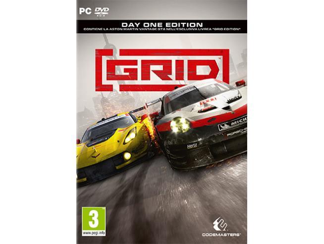 GRID D1 EDITION GUIDA/RACING - GIOCHI PC
