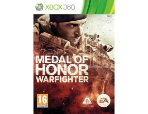 MEDAL OF HONOR WARFIGHTER SPARATUTTO - XBOX 360 SCATOLA ROTTA