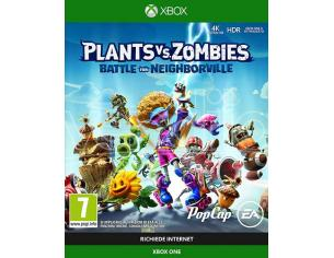 PLANTS VS ZOMBIES:BATTLEFORNEIGHBORVILLE AZIONE - XBOX ONE