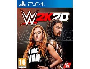 WWE 2K20 SPORTIVO - PLAYSTATION 4